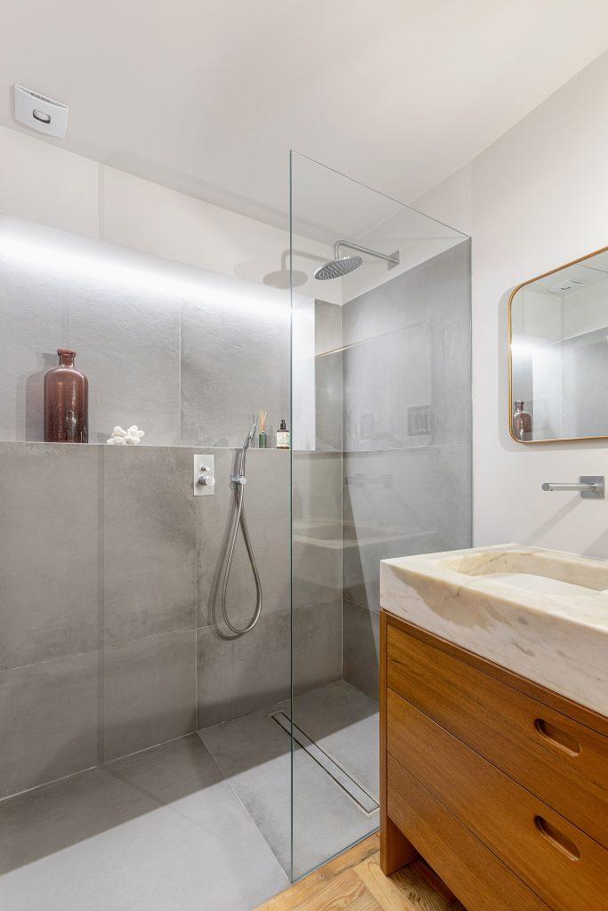 chuveiro casa de banho