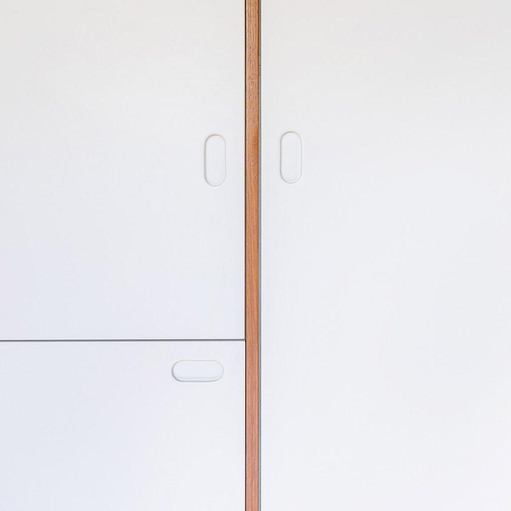 pormenor armario cozinha