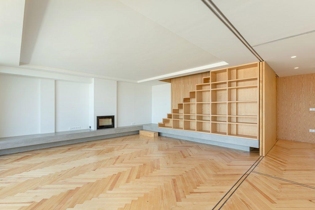 sala de estar open space